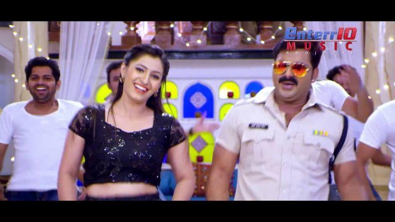 Bul Bula Film Tabadala Pawan & Akshara Singh SuperHit Bhojpuri Song 2017